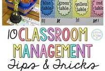 Classroom Management / Create a positive learning environment for your students that has set expectations for behavior. These ideas will help build that great classroom that you always dreamt of having.