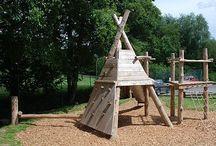 Outdoor/Indoor playground ideas
