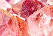 Healing Crystals and Stones / I need to start my own crystal collection, is not a coincidence my name is Crystal and I love them!