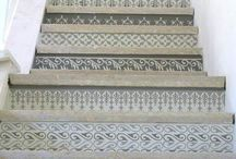 Stairways and Staircase pieces and parts / All things about the stairs!