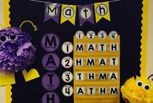 Math / These math ideas will help build a mathematical environment perfect for any primary grade level classroom. Your students will be come mathematicians and love math!