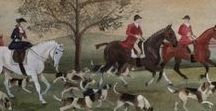 Foxhunting Paintings and more / Working from her Vermont studio, Lisa Curry Mair creates equestrian art from foxhunting scenes to old world dressage horses to quiet landscapes with grazing horses.