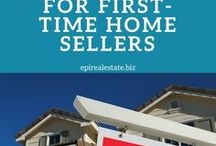 First Time Home Sellers