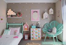 Kids room / by Clarissa Armstrong