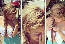 Hair&nails.  / by Becca Scott