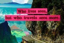 Travel / by Ashley Fairfield