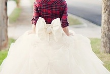 A White Wedding / by Katelyn Cecil