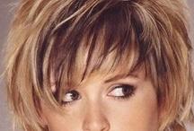 Short & Sassy Hair Styles / by Kathy O'Roark