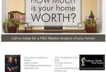 CARYN BLACK GROUP LLC / A GLOBAL referral company.........Everything HOME!!  What you need to do about selling, staging, buying, painting, building, etc!! #carynblack  CALL me w/any questions 267-614-6484.... Referrals are appreciated AND reciprocated!!!  / by Caryn Black Group, LLC