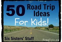 Traveling with kids / by Clarissa Armstrong