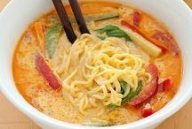 Mmmm- Soups / by Irene