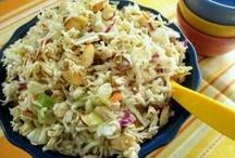 Mmmm-Salads / by Irene