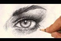 Drawings & Sketches - People
