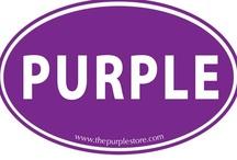 Pretty in purple  / by Billie Waller