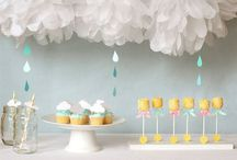Baby Shower Ideas / by Jesse McIntosh