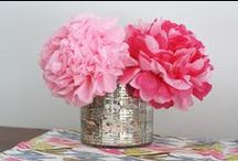 Flower tutorials - Paper