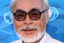 Hayao Miyazaki / by Shannon