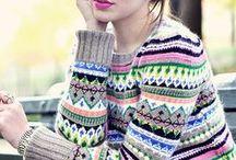 Идеи для вязания / Ideas for knitting & crochet