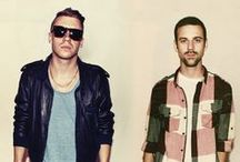 Macklemore & Ryan Lewis | style  / by Nelson Rex Hung
