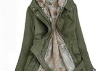 Coats / by Tricia Gielow-Mikos
