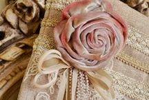 Flower Tutorials - Fabric