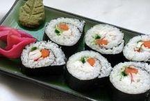 Sushi  / by Irene