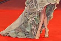 Red Carpet Fashion / Love Awards Season, Fashion Police, Red Carpet Gorgeous Gowns, Jewels, and Shoes!  / by Connie Cake