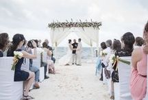 Mexico Luxury Destination Wedding / Want to do your wedding in exotic Mexico? Here are some ideas for where to hold your beautiful destination wedding | bridal tip, cancun, tulum, playa del carmen, hacienda, yucatan, wedding location, luxurious destination weddings, unique wedding venue, luxury, best resort, extravagant, elegant, glamorous, boutique, big wedding celebration, cancun destination wedding, mexico destination wedding, decoration, tips, beach wedding