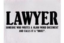 Law - Humor