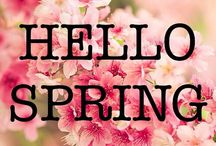 Spring / Spring is in the air...