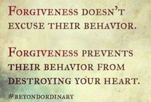 Forgiveness & Remorse