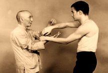 Ip Man / Bruce Lee :: Inspiration