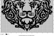 Cross Stitch Design Planning
