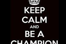 Champions & Teamwork