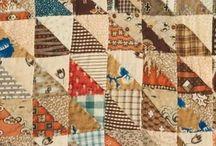 Quilts - Primitive / Civil War