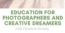 Education and Inspiration For Creative Dreamers / Education and Inspiration for Photographers and Creative women.  Learn how to get consistent photography, make money online, networking find your wolfpack