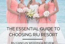 Cancun Wedding Tips / Need an insight for your beach wedding in Cancun, Mexico? Here all the tips and tricks you need.