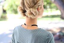 Penteados / Penteados❤️ inspiração