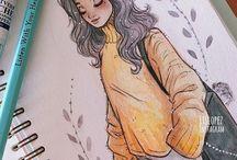 Draw / Desenhos, draw