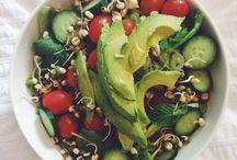 Food / Good, green and nice food!