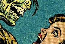 Classic Horror Comic Covers