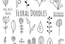 Tipografía / Letras,doodles, y más