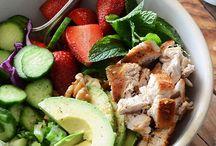 Comida / Para comer sanamente y de forma adecuada