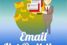 Email List Building / Email marketing tips on the BEST ways to leverage social media and email marketing to explode your email list building efforts. Email marketing tips for entrepreneurs, business owners, seasoned bloggers, and complete beginners.