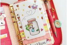 ежедневники. ♥