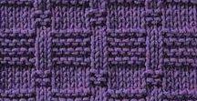 knitting, knitting patterns,crimping