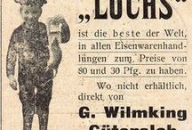 hpxl – Local Gütersloh Area Vintage Ads