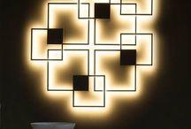 Lichtkunst und Installationen