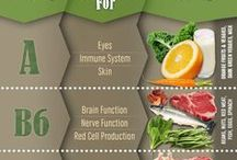 Alimentazione 5: vitamine, sali minerali e aminoacidi