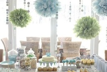 Showers / Baby Showers and Wedding Showers / by Lesley Michelle Callahan Rogers